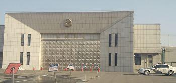 图:本溪监狱大门