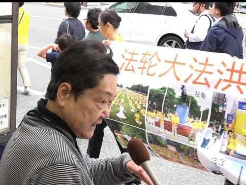 田中先生表示(声援三亿人退党)这太有必要了