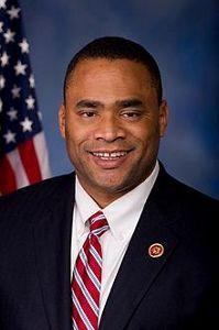 '图5:美国国会议员Marc?Veasey'