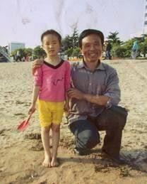 '高亨柏和他的女儿'