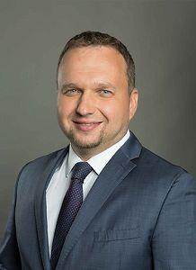 图1:捷克共和国国会议员,基督教民主联盟 - 捷克斯洛伐克人民党(KDU-?SL )第一副主席马利安尤莱池卡(Marian Jure?ka)