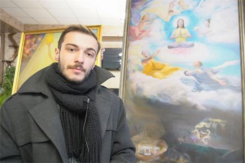 '图4:演员阿尔乔姆(Artyom)'