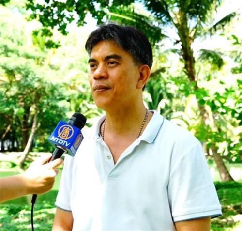 '图4:泰国法轮功学员Sritiporn先生'