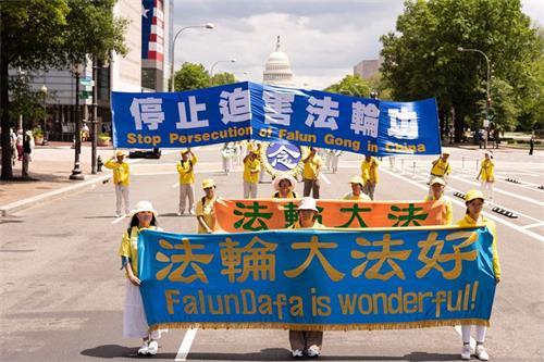法轮功反迫害二十年  世界各地声援要求停止迫害(图)