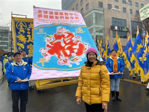 '图11:退党服务中心负责人易蓉'