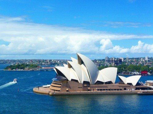 '图:澳洲悉尼'