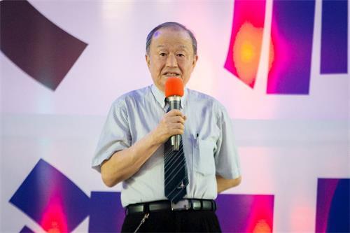 '图7:台湾投资中国受害者协会理事长高为邦。'