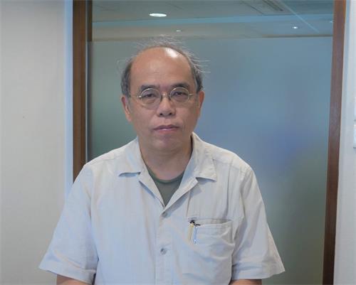 '图12:民意研究所副行政总裁钟剑华'