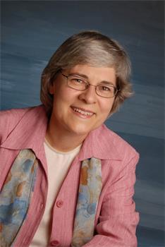 '图9:圣加伦州议员伊娃·凯勒(Eva?Keller)表示:法轮功学员承受的迫害是无法用言语表达的。'