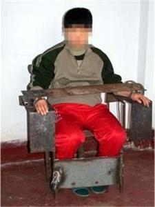 '酷刑:铁椅子'