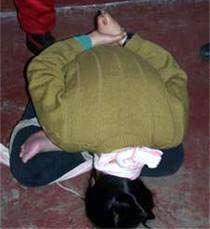 '酷刑:球形捆绑'
