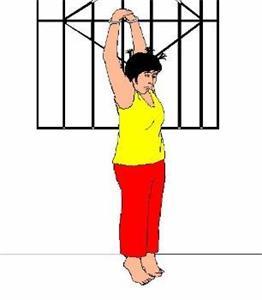 '酷刑:吊铐'
