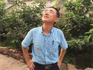 '重获自由的孙毅'