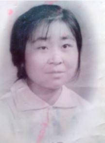 '谭广慧年轻时的照片(遭迫害前)'