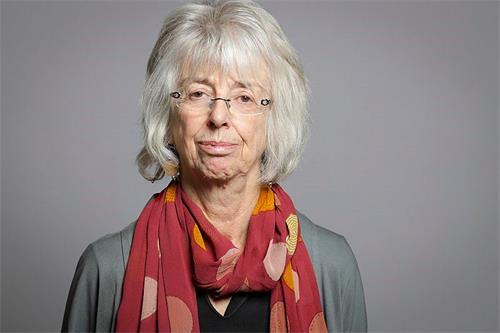 '图2:玛格特·露丝·艾琳·李斯特(MargotRuthAlineLister)教授,伯特塞(Burtersett)的男爵夫人李斯特,CBE,FBA,FacSS,上议院议员'